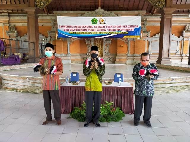 Senduro Lumajang Jadi Desa Sadar Kerukunan Umat Beragama