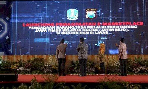 Gubernur Khofifah Luncurkan 3 Inovasi Digital Terkait Proses PJB