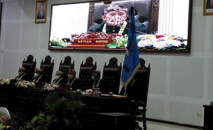HUT Ke-107 Kota Malang, DPRD Gelorakan Gotong Royong dan Kebersamaan Membangun Kota