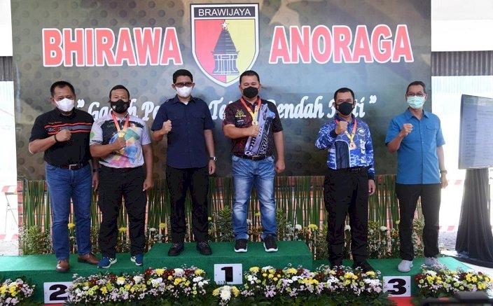 Kejuaraan Menambak Piala Pangdam V/Brawiajaya , Heru Berharap Lahir Penembak Berprestasi