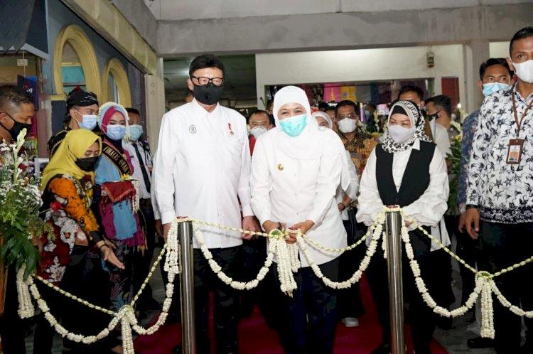 Menpan-RB dan Gubernur Jatim Launching MPP Magetan