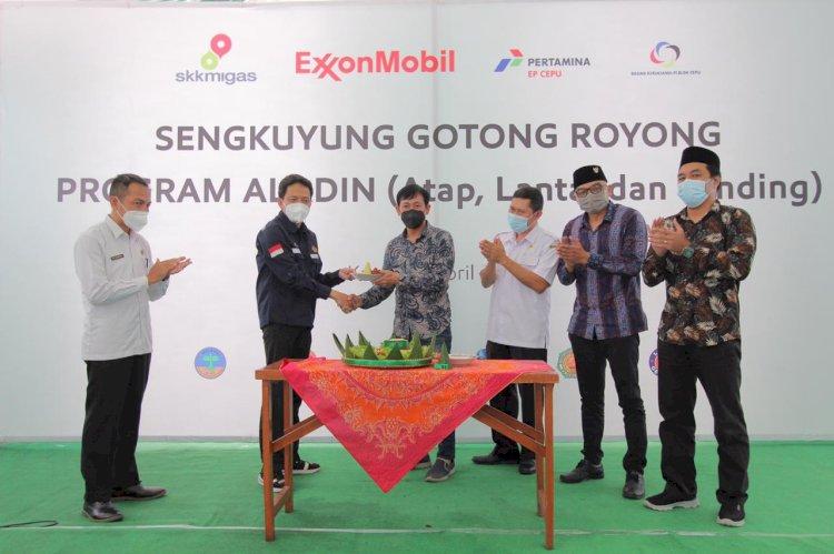 Program Aladin di Bojonegoro dari EMCL Mulai Direalisasikan