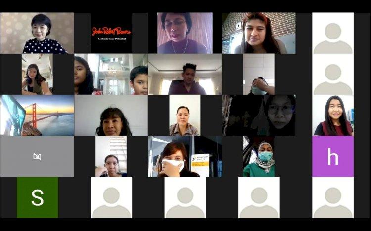 Kelas Online Jrp Jadi Solusi Ketika Psbb Harianbangsa Net